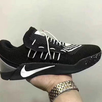 """Nike Kobe"" Men Running Sport Casual Multicolor Weave Basketball Shoes Sneakers"