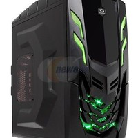 Custom Gaming PC Desktop Computer System 4.0GHz Dual Core CPU 1TB HDD a 16GB RAM