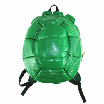 High Quality Teenage Mutant Ninja Turtles Cosplay Backpacks Bag Ninja Turtles Backpack Bags Including 4 Masks With Tag