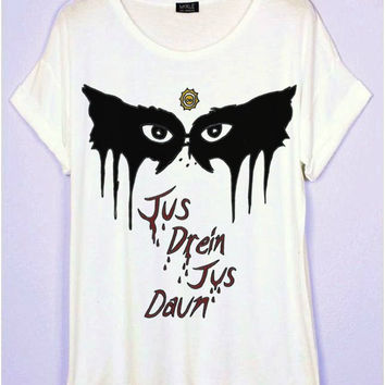 "Commander Lexa (The 100) ""Jus Drein Jus Daun"" T-Shirt"
