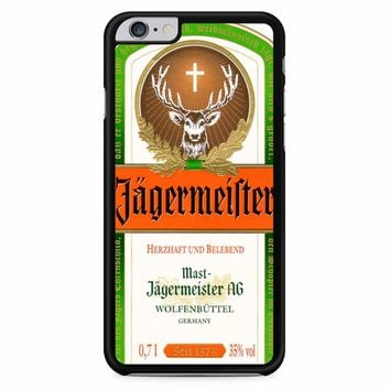 Jagermeister iPhone 6 Plus / 6S Plus Case