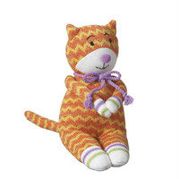 Plush Sock Keiko Cat - Officially Licensed Merchandise