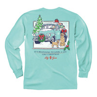 It's Beginning to Look a Lot Like Christmas - Adult Long Sleeve