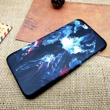 So Cool Marble Pattern iPhone7 7 Plus & 6 6s Plus &5 5s Se Cover Case Best Gift 009