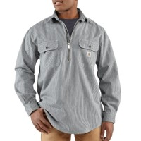 Carhartt | Men's Hickory Stripe Shirt | Shirts | Clemens Uniform | 100092