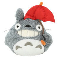"Studio Ghibli My Neighbor Totoro 6"" Umbrella Totoro Plush"