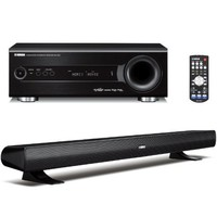 Yamaha YHT-S400BL Home Theater System (Discontinued by Manufacturer)