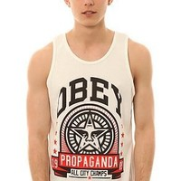 Obey Men's The Extra Innings Tank