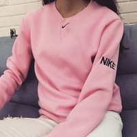 """Nike"" Fashion Sports Sweater Girl"