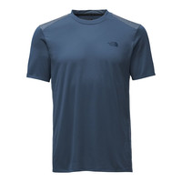 Men's Versitas Short Sleeve Crew Tee in Shady Blue by The North Face - FINAL SALE