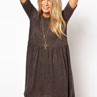 ASOS Smock Dress In Nepi