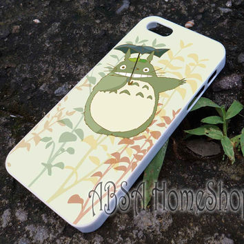 colorful totoro case for iPhone 4/4s/5/5s/5c/6/6+ case,iPod Touch 5th Case,Samsung Galaxy s3/s4/s5/s6Case, Sony Xperia Z3/4 case, LG G2/G3 case, HTC One M7/M8 case