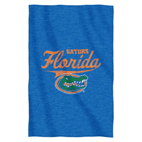 Florida Gators NCAA Sweatshirt Throw
