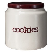 Threshold™ Stoneware Cookie Jar - Cream