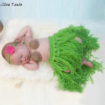 Tropical Baby Hula Dress