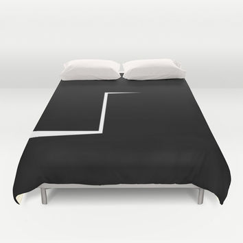 HOPE Duvet Cover by THE USUAL DESIGNERS