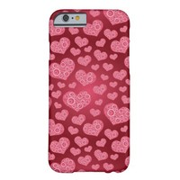 Sweet Hearts iPhone 6 case