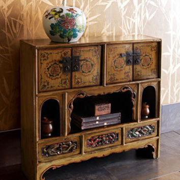 Antique Cabinet - Horchow