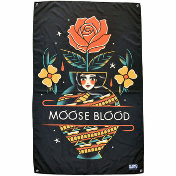 """Vase 36x60"" from Moose Blood"