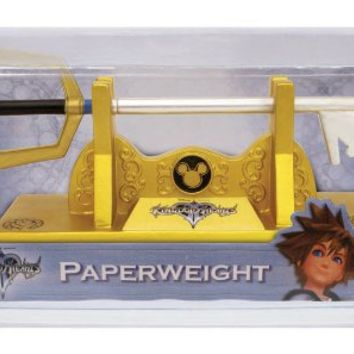 Disney Kingdom Hearts Sword Resin Paperweight