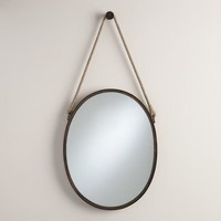 Vertical Oval Fynn Captainfts Mirror