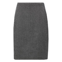STELLANI Tweed Organic Cotton Skirt