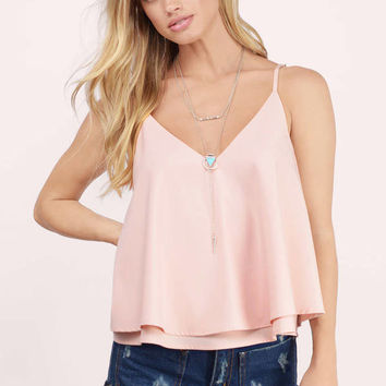 Leona Layered Cami Top