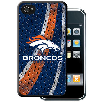 Iphone 44S Hard Cover Case - Denver Broncos