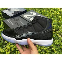 Double Box Air Jordan Retro 11 Space Jam 45 Basketball Shoes Concord 2016 Og Men Women Sneakers Shoes With Original Box High Quality | Best Deal Online