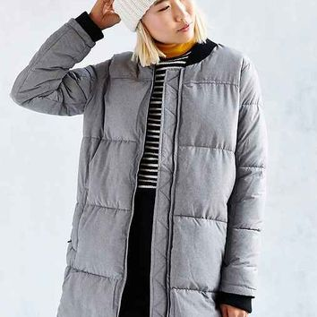 Landscape Quilted Coat