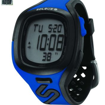 Soleus Digital Stride Watch