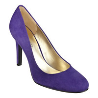 Nine West Caress Round Toe High Heels Pump