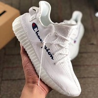 ADIDAS 350 V2 joint name Champion breathable mesh sports shoes F-AA-SDDSL-KHZHXMKH White