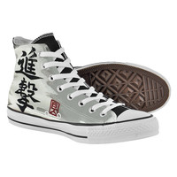 Attack on Titan Shoes,High Top,canvas shoes,Painted Shoes,Special Christmas Gift,Birthday gift,Men Shoes,Women Shoes