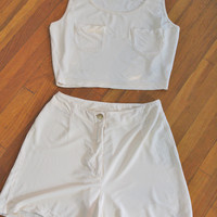 Transit Par-Such Camisole and Short Lounge/Sleep Set XS/S
