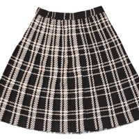 Book Smart Pleated Skirt 12