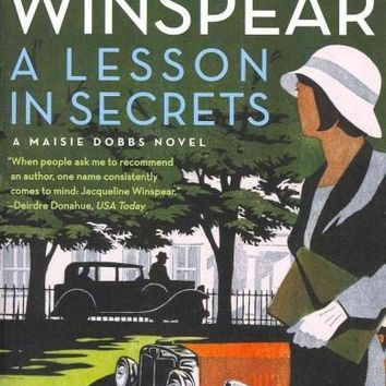 18682ef733546 A Lesson in Secrets (Maisie Dobbs)