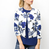 Azura Crop Jacket - ITEM OF THE DAY