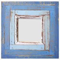 Watch Hill Frame, 4x4, Blue