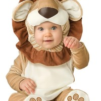 Lovable Lion Infant / Toddler Costume From Creative Kidstuff Educational Toys, Books and Games at Creative Kidstuff