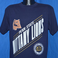 90s Penn State Nittany Lions t-shirt Large