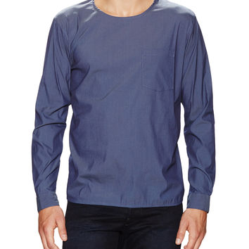 Won Hundred Men's Stevie B Sweatshirt - Blue -