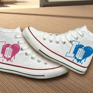 doctor who converse shoes