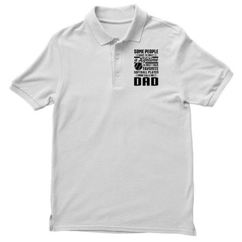 Some People Have To Wait a Lifetime To Meet Their Favorite Softball Polo Shirt