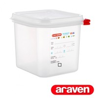 03025 GN1/6 PP airtight container 2.6L