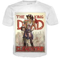 TellTale The Walking Dead Clementine Shirt