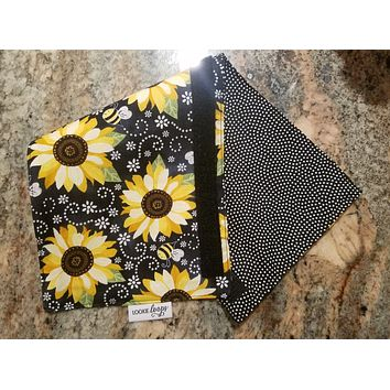 Shopping Cart Handle Cover - Floral Prints