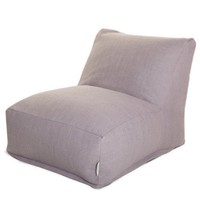 Majestic Home Goods Loft Bean Bag Lounger - Walmart.com