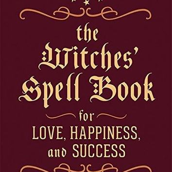 The Witches' Spell Book MIN