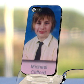 5sos Fetus Michael Clifford custom iphone case , custom samsung , ipod touch, samsung s6, samsung s5, iphone 5 c, 5s, 6 plus
